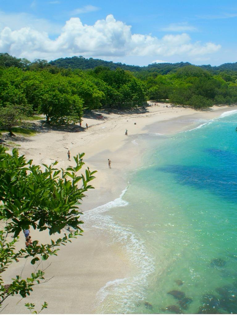 Beach Nosara Costa Rica